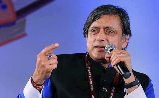 'If We Behave Like Ruling Party': Shashi Tharoor On Congress Performance