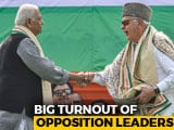 """Video : """"Not About Removing One Man, It's To Defeat An Ideology"""": Yashwant Sinha"""