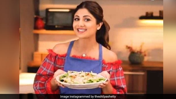 Fitness Diva Shilpa Shetty Kundra Shares Her Secret To Mindful Eating