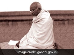 Mahatma Gandhi Statue Found Vandalised In Odisha School