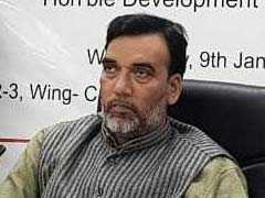 """I Love Kejriwal"" Campaign Is A Big Hit, Says AAP Leader Gopal Rai"
