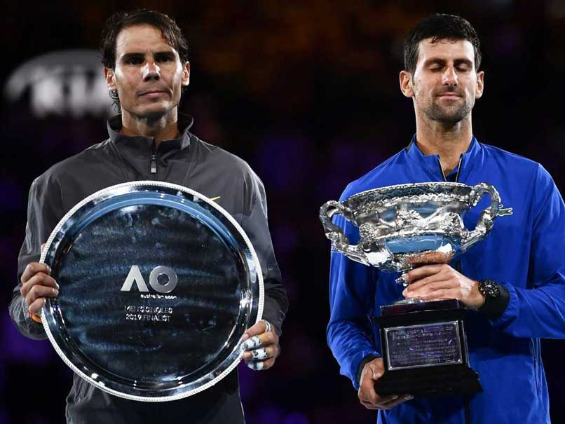 Image result for djokovic aus open 2019