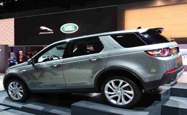 Jaguar Land Rover suffers massive fourth-quarter loss