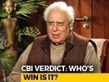 "Video: ""Interim CBI Chief Moved Against Akhilesh Yadav Despite Curbs"": Kapil Sibal"