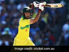 """Slightly Wasted"": Allan Border On Glenn Maxwell Batting At No.7"