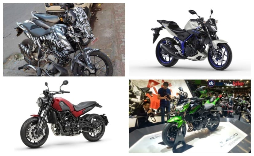 640bc1778e9 Top 7 Upcoming Bikes Under Rs. 5 Lakh To Be Launched In 2019 - NDTV ...
