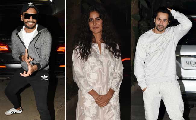 Uri Stars Yami Gautam And Vicky Kaushal Invite Katrina Kaif, Ranveer Singh, Varun Dhawan And Others To Watch Film