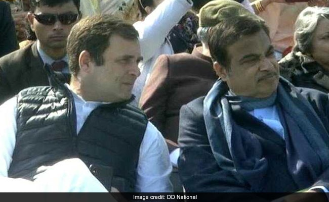 Nitin Gadkari Meant Congress Of Course: BJP on 'Spinning Dreams' Dig