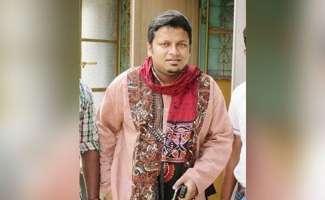 BJP Leader Who Threatened Mamata Banerjee With 'Covid Hug' Tests Positive