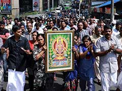 """Sabarimala Order Shouldn't Be Reviewed"": Kerala Government To Top Court"