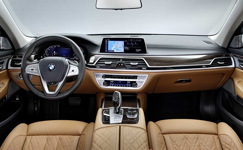 Bmw 7 Series 2020 Interior India