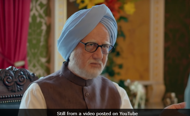 No political agenda behind 'The Accidental Prime Minister' release: Anupam Kher
