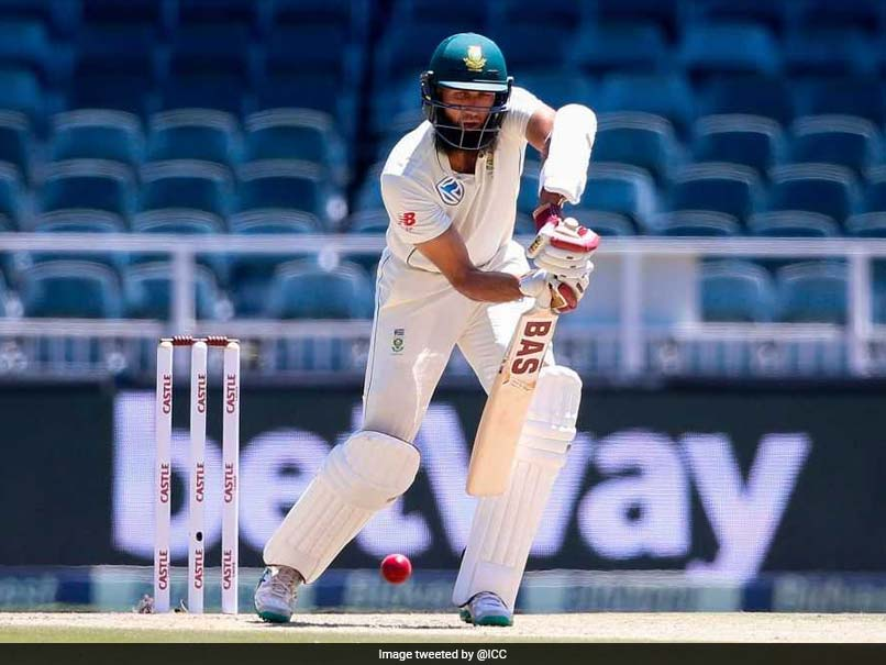 3rd Test: Amla, De Kock Stabilise South Africa After Early Blows On Day 2