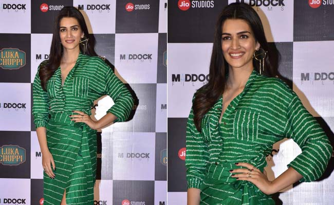 Make Like Kriti Sanon And Upgrade Your Striped Style With These 5 Pieces