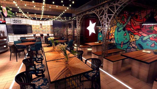 #NewRestaurantAlert: With 11 Decadent Food Stations, The Market Place Is Bringing The World On Your Plate