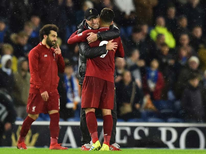 Liverpool Laying Groundwork For Sustained Success, Says Jurgen Klopp