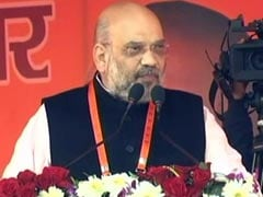 Amit Shah To Address BJP Booth-Level Workers In Jammu On Sunday