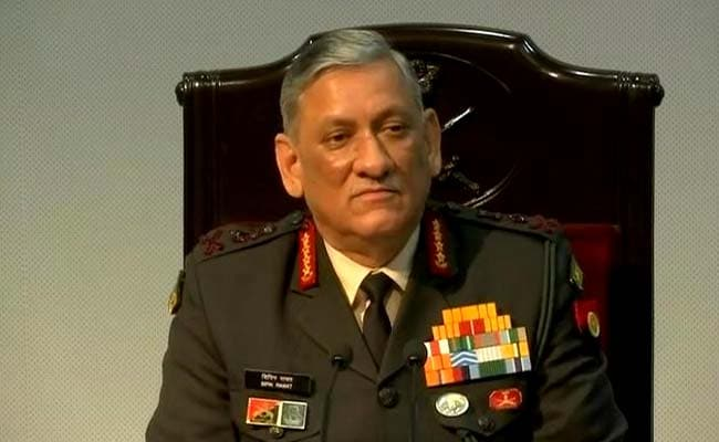 Defence Ministry Approved Army Headquarters Restructuring Plans: Army Chief