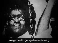 10 Reasons Why George Fernandes Was The 'Rebel' Politician