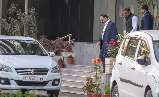 Alok Verma, Shunted Out As CBI Chief, Blames 'One Person Inimical To Him'