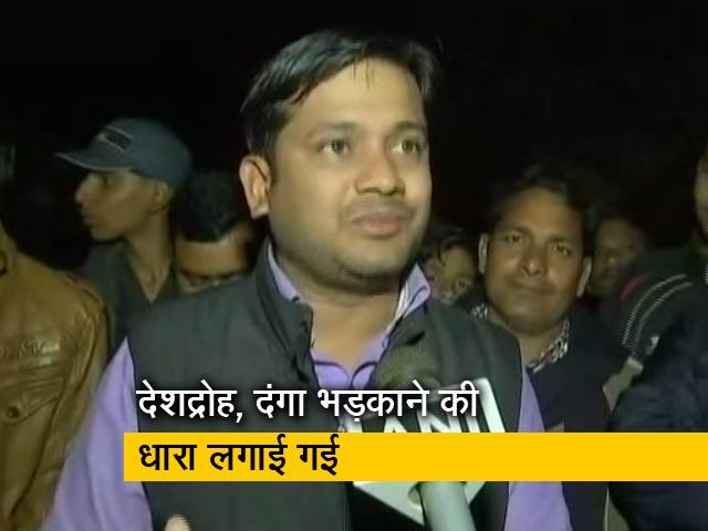 Videos : न्यूज टाइम इंडिया : जेएनयू मामले पर चार्जशीट, IPC के 8 सेक्शन लगाए गए
