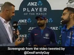 मोहम्मद शमी की अंग्रेजी सुन प्रजेंटर ने कहा- 'योर इंग्लिश बहुत अच्छा', देखें- VIDEO