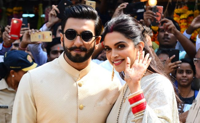 Real To Reel Life - Deepika Padukone May Play Ranveer Singh's Wife In '83: Reports