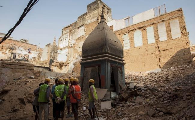 Varanasi's Grand Temple Corridor Destroys Oldest Neighbourhood
