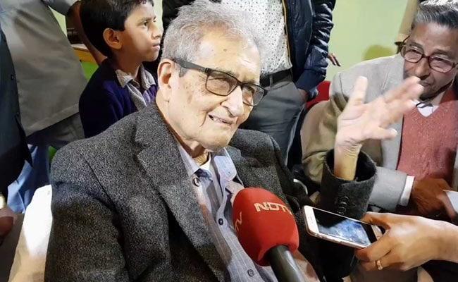 'जय श्री राम' के नारे को लेकर अमर्त्य सेन ने दिया बड़ा बयान, कहा- बंगाली संस्कृति में तो....