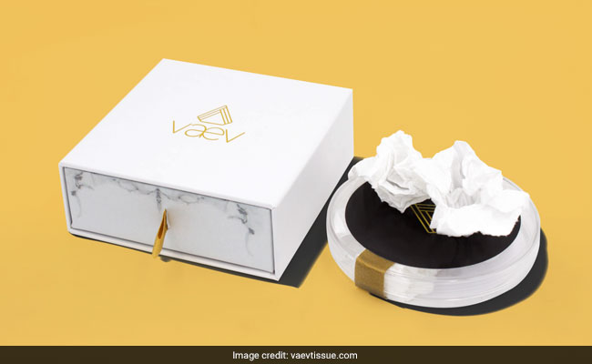 This Company Is Selling Used Tissues For Over Rs 5,000. No Kidding
