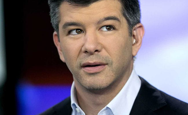 'Dear Travis...': Lawsuit Reveals Letter That Forced Uber Founder Out