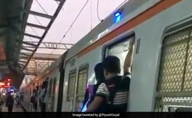 Special Suburban Trains For NEET, JEE Students In Mumbai: Railways
