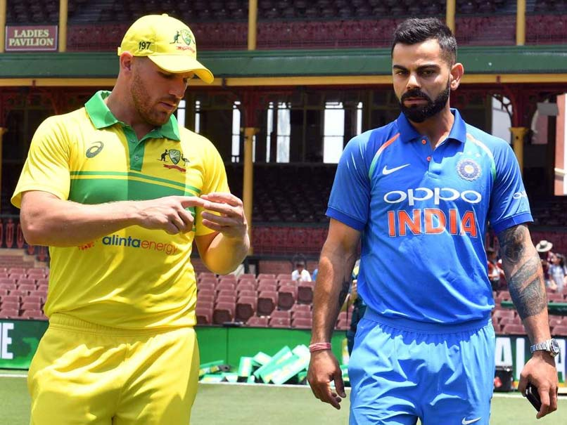 India vs Australia, Highlights 1st ODI: Rohit Sharma's Ton Goes In Vain As India Lose By 34 Runs