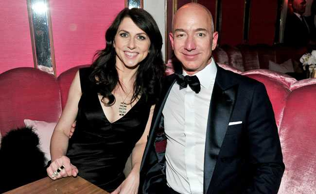 Jeff Bezos, Wife Reportedly Don't Have Pre-Nup. What It Means For Amazon