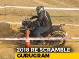 Video: 2018 Royal Enfield Scramble - Gurugram