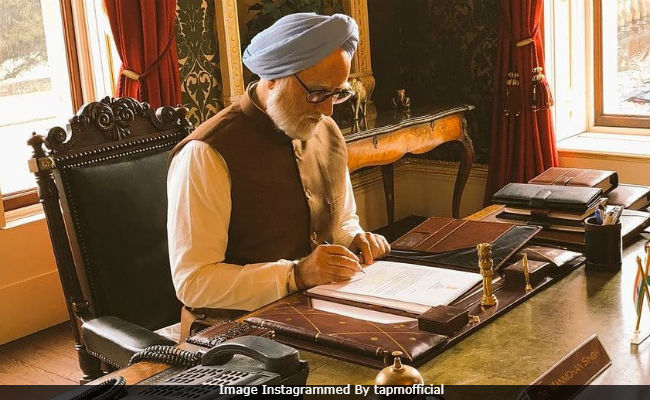 How Anupam Kher Transformed Into Manmohan Singh For The Accidental Prime Minister