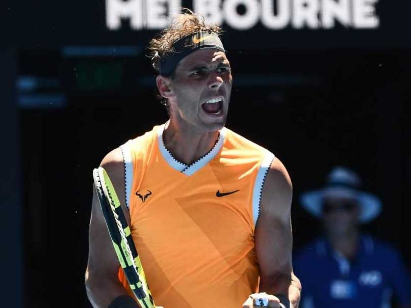 Australian Open 2019 Rafael Nadal Maria Sharapova Register First