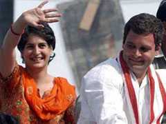 """If Priyanka Like Indira Gandhi, Then Rahul Gandhi Like ..."": BJP Leader"