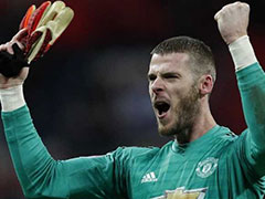 Premier League: Solskjaer Hails David De Gea As Manchester United Dig Deep To Beat Tottenham Hotspur