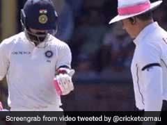 Ind Vs Aus: विराट कोहली ने अंपायर से छीनी गेंद और करने लगे ऐसा, वायरल हुआ VIDEO