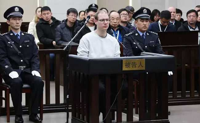 Canadian Citizen Sentenced To Death In China For Drug Trafficking