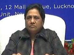 बसपा प्रमुख मायावती का मोदी सरकार पर हमला, पूछा- क्या हवा-हवाई विकास हवा खाने गया?