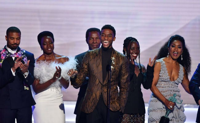 SAG Awards 2019: Black Panther Wins Top Prize, Boosting Oscar Chances