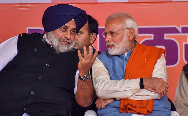 'They Called Him Sajjan': In Punjab, PM Narendra Modi Slams Congress Over 1984 Riots