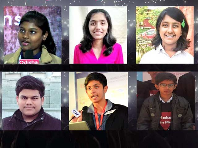 Video : Sponsored: Teenage Global Indians Create Award Winning Environmental Solutions