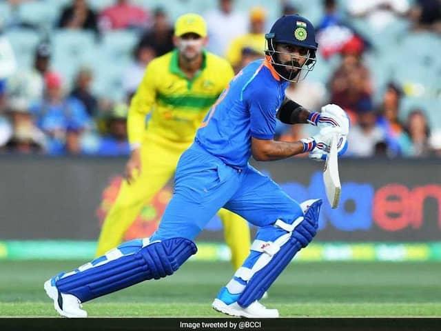 2nd ODI: Virat Kohli Hits 39th ODI Hundred, Sixth Against Australia