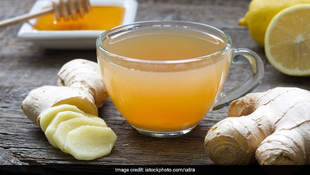 Drink This Four-Ingredient Healing Drink To Fight Cold And Flu This Winter