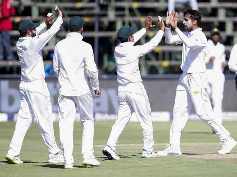 3rd Test Pakistan Bowlers Fight Back To Defy South Africa On Day 1