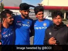 VIDEO: 'विराट भाई' की फिटनेस की कायल है टीम इंडिया की यूथ ब्रिगेड, कही यह बात..