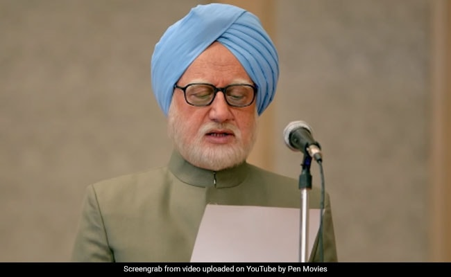 Court Dismisses Plea To Ban The Accidental Prime Minister Trailer
